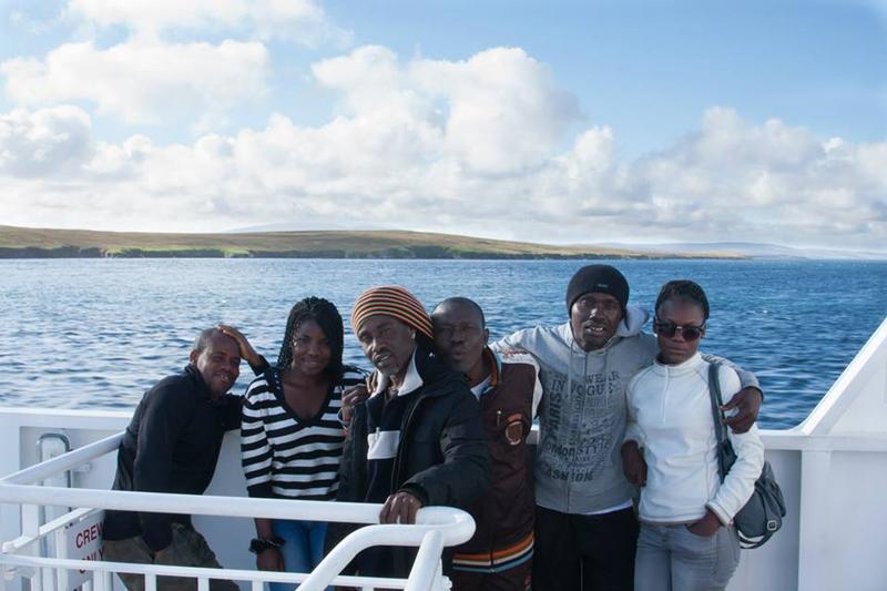 Shetland-Boat